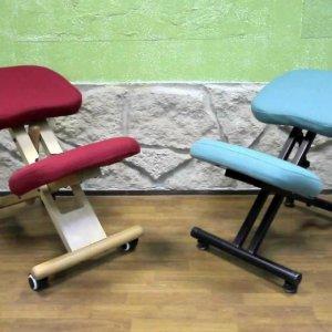 Коленный, ортопедический стул своими руками
