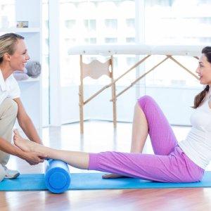 Комплекс упражнений после эндопротезирования коленного сустава дома