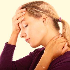 Боль в затылке у основания черепа причины