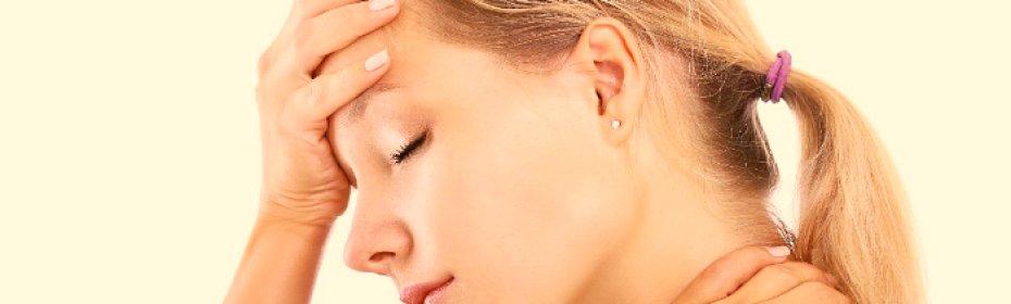 Остеохондроз у основания черепа