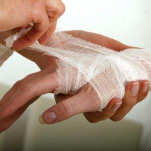 Трещина в кости на ноге лечение