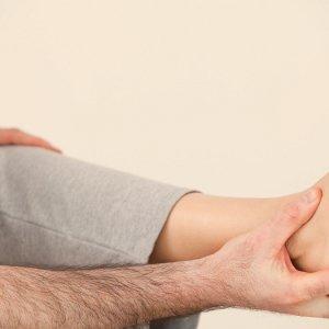 Почему немеет нога от колена до ступни как лечить онемение