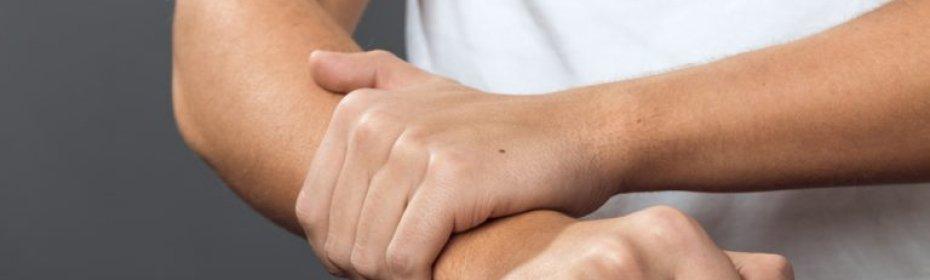 Перелом лучевой кости руки со смещением: лечение, срок срастания ...