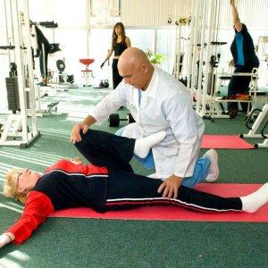 Упражнения на животе после эндопротезирования