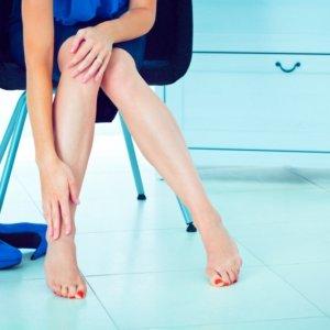 Гудят ноги выше колен что делать