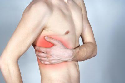 Боль в груди с правой стороны – причины появления